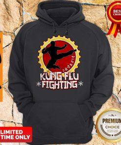 Official Kung Flu Fighting Hoodie