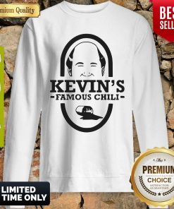 Official Kevin's Famous Chili Sweatshirt