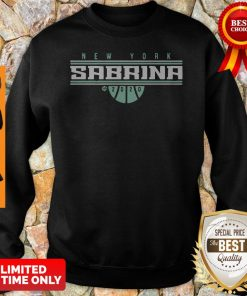 Official Sabrina Ionescu New York For Sweatshirt