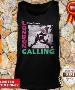 Official He Clash London Calling Tank Top