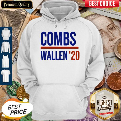 Awesome Combs Wallen 2020 Hoodie