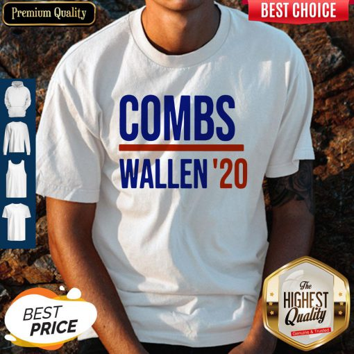 Awesome Combs Wallen 2020 Shirt