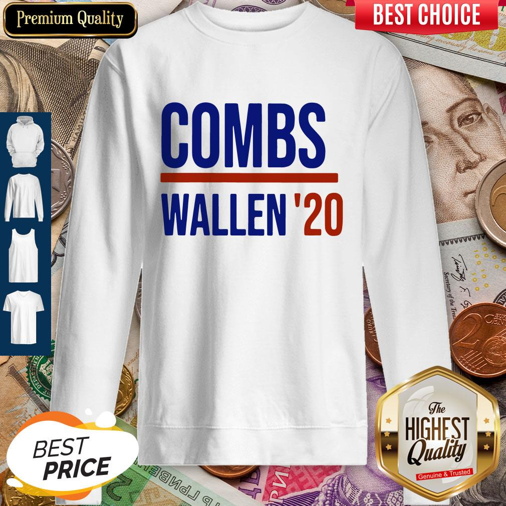 Awesome Combs Wallen 2020 Sweatshirt