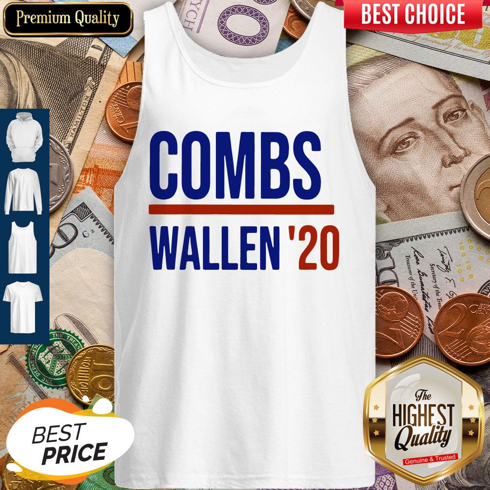 Awesome Combs Wallen 2020 Tank Top