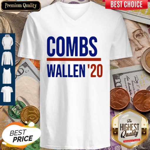 Awesome Combs Wallen 2020 V-neck