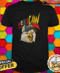 Awesome Eagle Mericaw Shirt