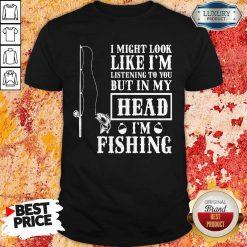 Funny Passionate Fishing Shirt