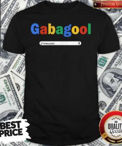 Official Gabagool Fortina Pizza Shirt