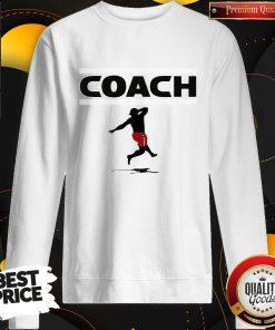 Premium High Steppin' Coach weatshirt
