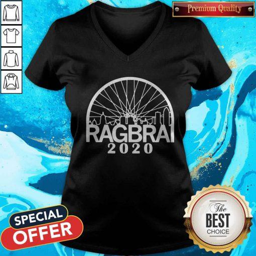 Premium Neck Gaiter RAGBAI V-neck