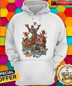 Walt Disney World Splash Mountain Hoodie