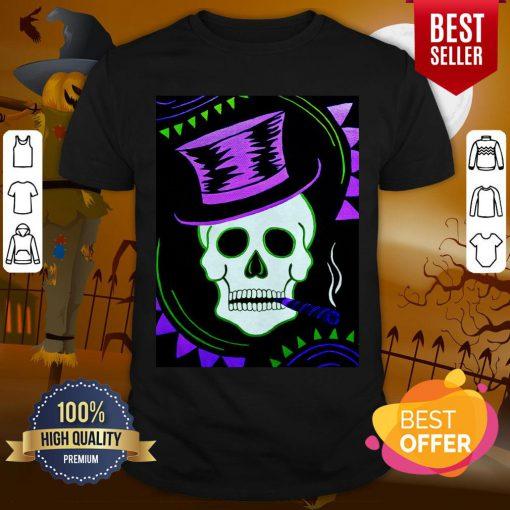 Circo Sugar Skulls Dia De Los Muertos Day Of Dead Shirt