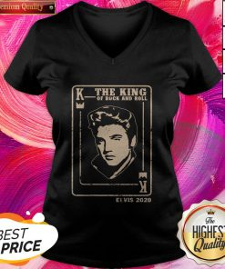 Good The King Of Rock And Roll Elvis 2020 V-neck