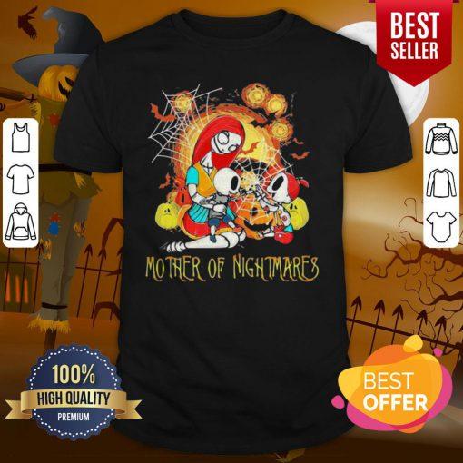 Great Halloween Mother Of Nightmares Starry Night Shirt