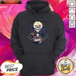 Pretty The Pittsburgh Steelers Jack Skellington This Is Halloween NHL Hoodie