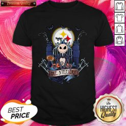 Pretty The Pittsburgh Steelers Jack Skellington This Is Halloween NHL Shirt