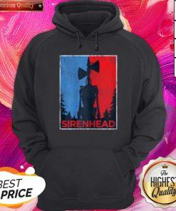 Pro Halloween Scary Siren Head Creature Vintage Meme Character Gifts Hoodie