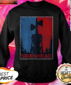 Pro Halloween Scary Siren Head Creature Vintage Meme Character Gifts Sweatshirt