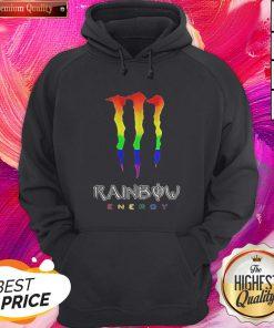 Rainbow Energy LGBT Premium Official Top Nice Perfect Hoodie