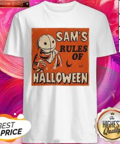 Super Nice Sam's Rules Of Halloween Shirt