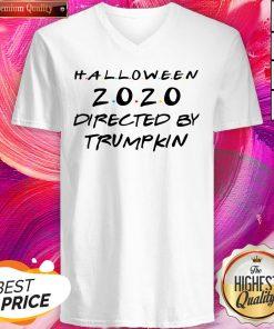 Halloween 2020 Directed By Trumpkin V-neck