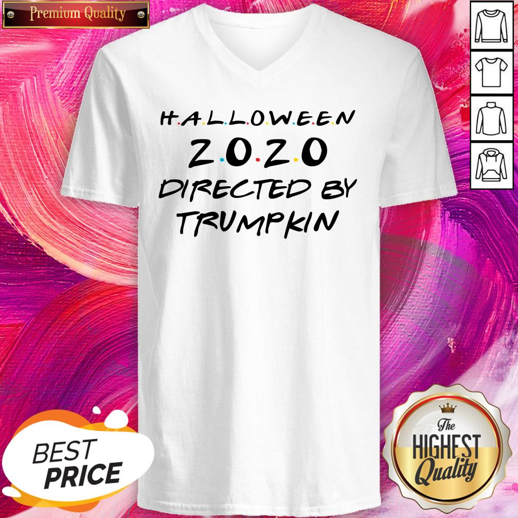 Who Directed The 2020 Halloween Halloween 2020 Directed By Trumpkin Shirt   The Last Tees