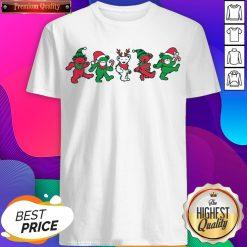 Wonderful Grateful Dead Bears Christmas Shirt - Design By Thelasttees.com