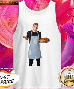 Not Your Mother's Cooking Chef Donny Tank Top - Design By Thelasttees.com