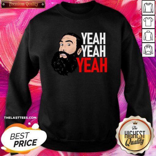 Brodie Lee Yeah Yeah Yeah Sweatshirt - Design By Thelasttees.com