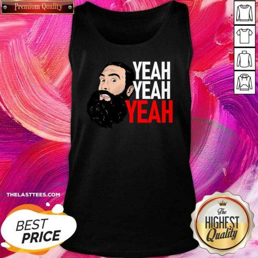 Brodie Lee Yeah Yeah Yeah Tank Top - Design By Thelasttees.com