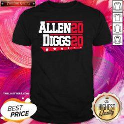 Buffalo Bills Allen Diggs 2020 Shirt - Design By Thelasttees.com