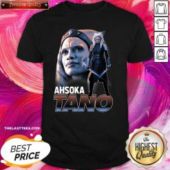 The Mandalorian Ahsoka Tano Shirt - Design By Thelasttees.com