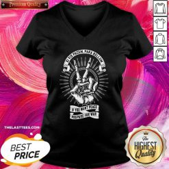Si Vis Pacem Para Bellum If You Want Peace Prepare For War V-neck - Design By Thelasttees.com