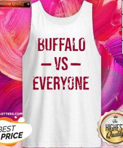 Official The Buffalo Bills Vs Everyone 2021 Tank Top
